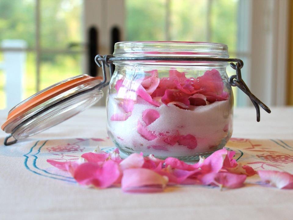 Çiçekler İle Reçel Nasıl Yapılır?
