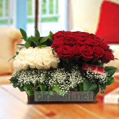 Evlilik Yıldönümü İçin Alınabilecek Çiçekler